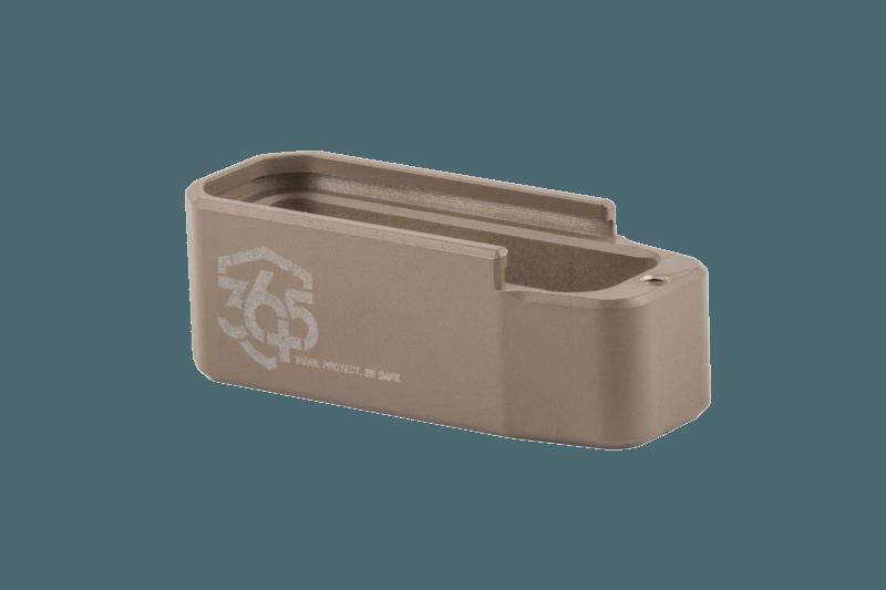 Base Pad Extension +5rd AR15 Magpul Pmag Magazine