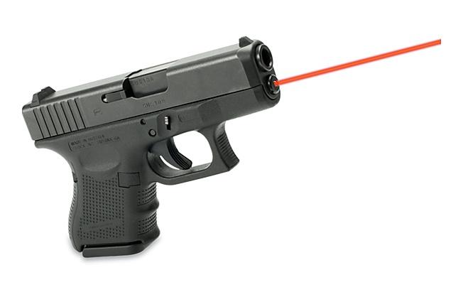 Glock 27 w/ Crimson Trace