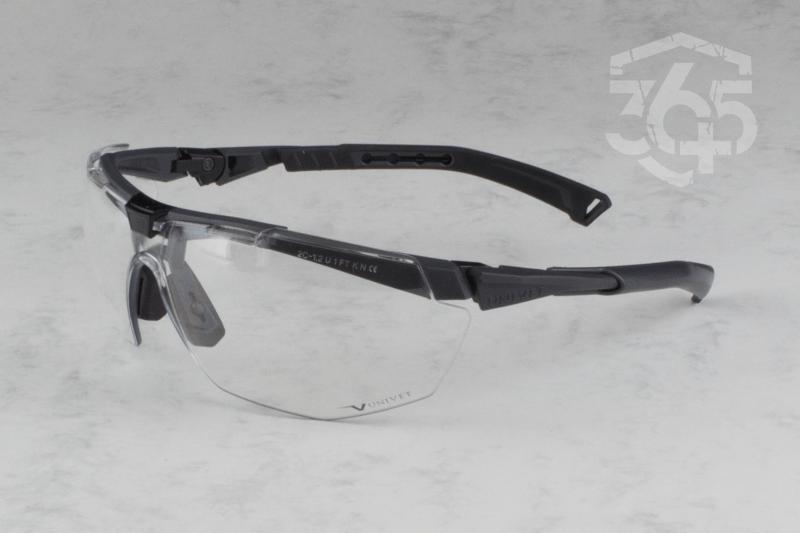 ec46b27c6ed Univet Full Pack 5x1 Ballistic Safety Glasses - 365+ Tactical Equipment